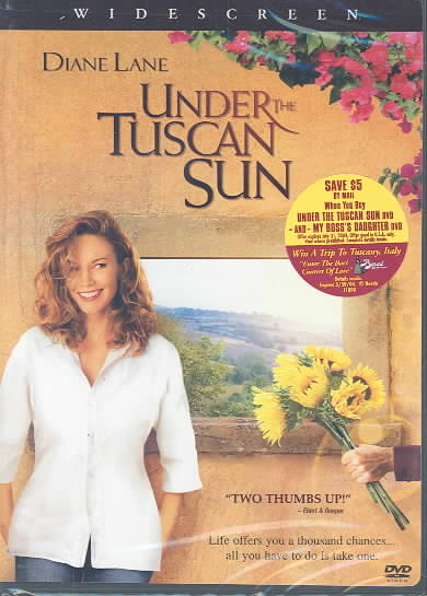 UNDER THE TUSCAN SUN BY LANE,DIANE (DVD)